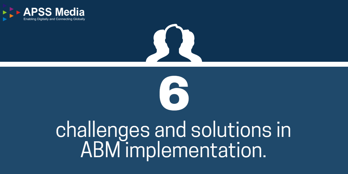Six challenges and solutions in ABM implementation